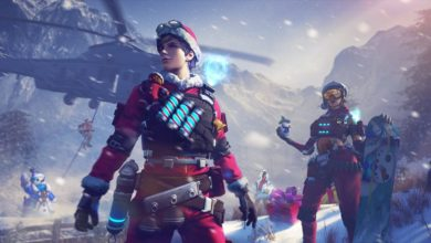 Garena Free Fire Winterlands