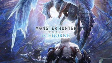 Monster Hunnter World Iceborne DLC